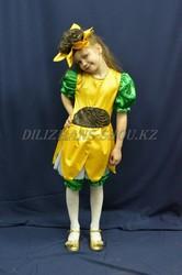 Карнавальный костюм «Подсолнух» для осеннего бала