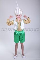 Карнавальный костюм «Чеснок» для осеннего бала