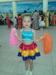 Школа спортивно- бальных танцев для детей 6-8 лет