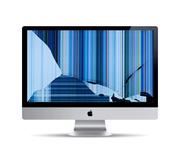 Замена матрицы на Macbook и Imac