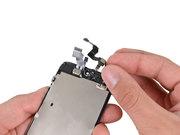 Замена верхнего и нижнего шлейфа на Iphone