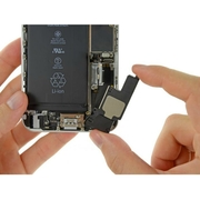Замена полифонического динамика на всех моделях Iphone