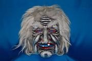 Карнавальная маска Баба-яга на прокат в Астане