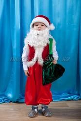 Костюм Санта Клауса на прокат в Астане.