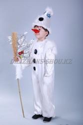 Костюм Снеговика на прокат в Астане