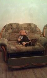 Продам выдвижные диваны: 2-ка и 3-ка