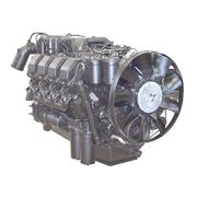 Тутаевские двигателя на К-700