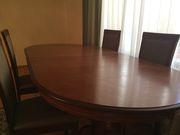 Обеденный стол раздвижной (Малайзия)