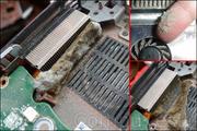 Чистка ноутбука от пыли (профилактика системы охлаждения)