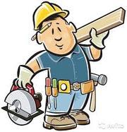ремонт, мебель, мастер на дому на час.