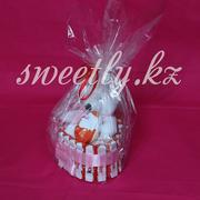 Подарочные наборы от sweetly  Шокобуквы