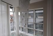 Дерево-алюминиевые окна из Дуба Караганда