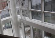Дерево-алюминиевые окна из Дуба Шымкент