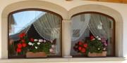 Деревянные окна из Дуба Тараз