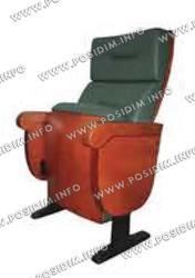 ПОСИДИМ: Кресла для конференц-залов. Артикул SPKZ-031
