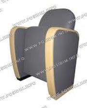 ПОСИДИМ: Кресла для конференц-залов. Артикул SPKZ-036