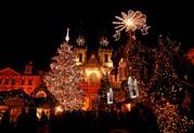 Новый год в сказочной Праге