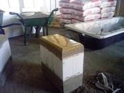 Мини завод для теплоблоков и стройматериал.под мрамор Евро-1000(АВСП)