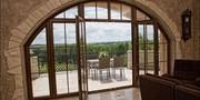 Дерево-алюминиевые окна из Сосны Комирус