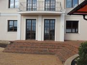 Европейские деревянные окна из сосны Комирус Караганда
