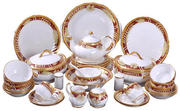 You can buy a microwave denso dinner set (24 pcs) from us.