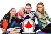 Работа и обучение в Канаде