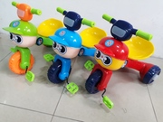 Прикольный трехколесный велосипед для детей/Отличный подарок/