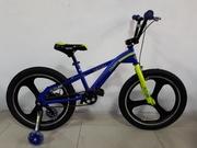 Детский транспорт - велосипед на литых дисках/Отличный подарок/Акция/