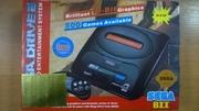 Sega Mega Drive 2 игровая приставка