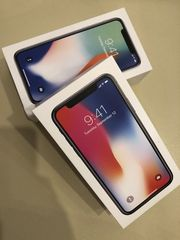 Apple iPhone 8+, iPhone X 128GB,  Samsung Galaxy S8+,  S9+ 128GB