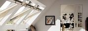 Мансардное окно VELUX INTEGRA® с дистанционным управлением Караганда