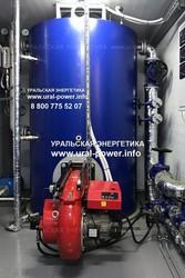 Парогенераторы газ-дизель – в наличии на складе завода г. Астана
