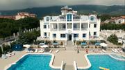 Роскошный Отель на набережной города курорта Геленджик,  Черное море