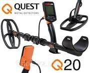 Продам Металлоискатель Deteknix Quest Q20