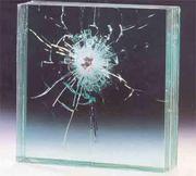 Бронированое пулистойкое стекло класса БР1