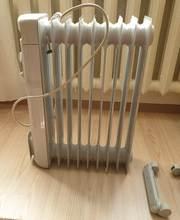 Радиатор масляный - ZASS ZC 0925 RF,  Германия,  9-секций,  продам.