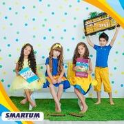 Улетное лето вместе с академией SMARTUM