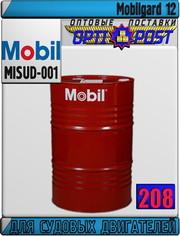 M Масло для судовых двигателей Мobilgard 12  Арт.: MISUD-001 (Купить в