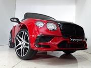 Двухместный лицензионный электромобиль Bentley Continental. Люкс-качес