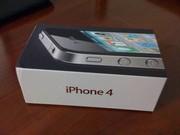 Apple Iphone 32GB 4 Черный завод * открыл * * * Sealed