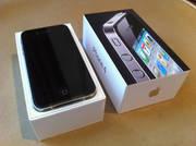 Apple iPhone 32GB 4 завода разблокирована черный закрытый ящик
